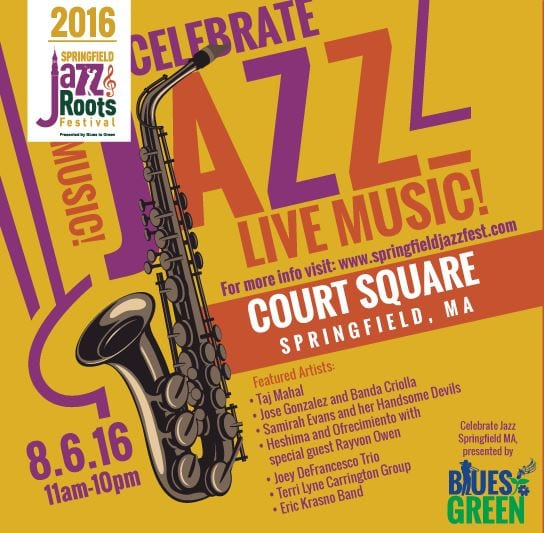 2016 Jazz & Roots Festival