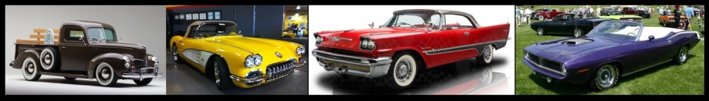 classic car show montage