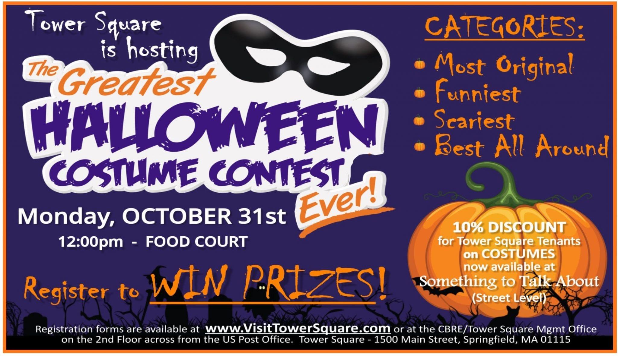 Halloween Costume Contest  sc 1 st  Springfield Business Improvement District & Halloween Costume Contest - Springfield BID