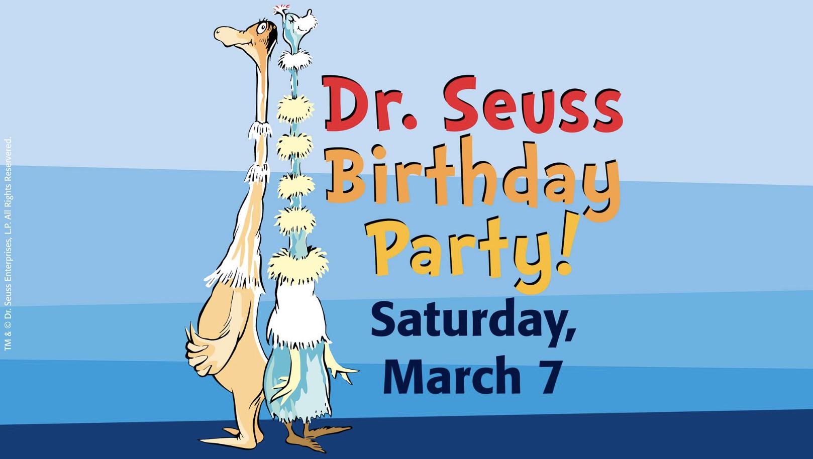 Fine Dr Seuss Birthday Party 2020 Springfield Bid Funny Birthday Cards Online Alyptdamsfinfo